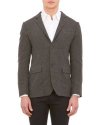 Margaret Howell - Tumbled Twill Sportcoat - Lyst