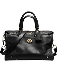Coach Rhyder 32 Medium Satchel - Lyst