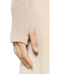 Christophe Lemaire - Shetland Wool Sweater - Lyst