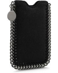 Stella McCartney Falabella Shaggy Deer Iphone 5 Case - Lyst