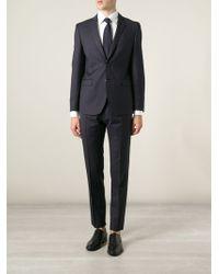 Tonello Checked Suit - Lyst