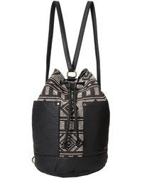 Vans Newsome Backpack black - Lyst