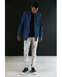 Levi's 511 Black Foam Slim-fit Jean - Lyst