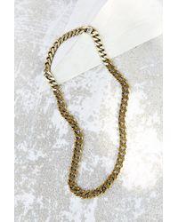 Luv Aj Classique Long Chain Necklace - Lyst