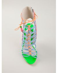 Sophia Webster - 'Lacey' Strappy Sandals - Lyst