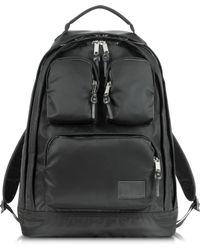 4237757e51cf Kris Van Assche - Black Multipockets Backpack - Lyst