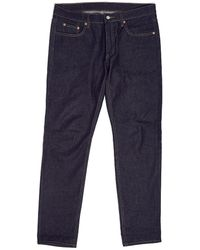 Cheap Monday High Slim Jeans Blue In Slim Fit - Lyst