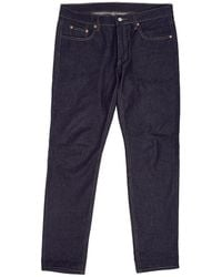 Cheap Monday High Slim Jeans Blue In Slim Fit blue - Lyst
