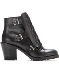 Marc By Marc Jacobs Leather Ankle Boots - Lyst