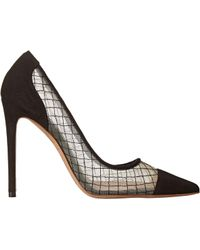 Kurt Geiger Transparent Sharkie - Lyst