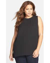 Carmakoma - 'kulpara' Sleeveless Top - Lyst