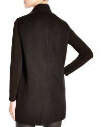 Eileen Fisher - Notch Collar Vest - Lyst