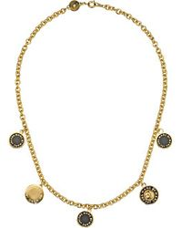Marc By Marc Jacobs Collected Charms Necklace - Lyst