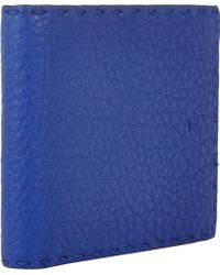 Fendi Selleria Leather Billfold - Lyst
