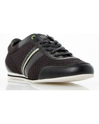 BOSS | Victual - Quilted Fab Trainers | Lyst