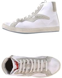 Snobs High-Tops & Trainers - Lyst