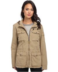 Levi's Light Weight Cotton Four-pocket Field Jacket - Lyst