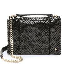 Halston Heritage Chain Shoulder Bag - Black black - Lyst