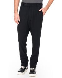 Rick Owens Easy Astaire Trousers - Lyst