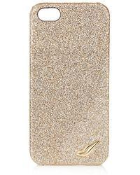 Diane von Furstenberg Glitterati Iphone 5 Case - Lyst