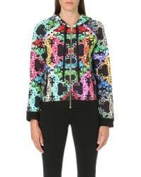 Versus  Multicoloured Chain Hoody Multicolour - Lyst
