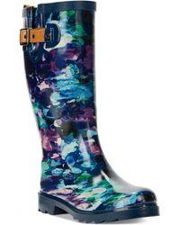 Chooka - Print Tall Rain Boots - Lyst