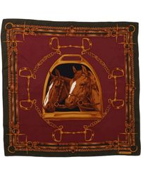 Ralph Lauren Collection | Square Scarf | Lyst