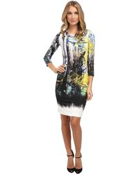 Just Cavalli dresses casual dresses - Lyst