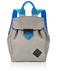 Alexander Wang Prisma Leather Backpack - Lyst