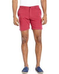 Fendi Bermuda Basic Shorts - Lyst