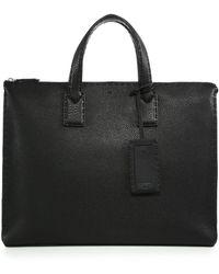 Fendi Selleria Shoulder Bag - Lyst