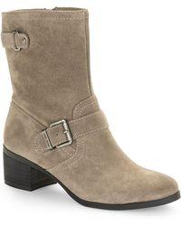 Anne Klein Junta Ankle Boots - Lyst