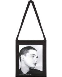 Raf Simons - David Sims Isolated Heroes Stevie Print Shopper Bag - Lyst