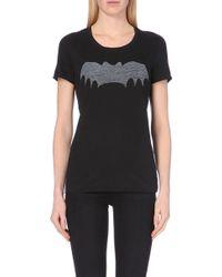 Zoe Karssen Bat Jersey T-Shirt - For Women - Lyst