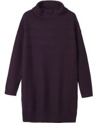 Toast - Ribbed Wool Tunic - Lyst