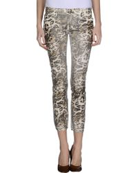 Juicy Couture Casual Trouser multicolor - Lyst