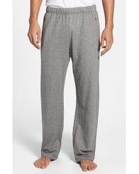 Daniel Buchler Men'S Cotton & Modal Lounge Pants - Lyst