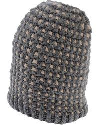 Warm-me Hat - Lyst