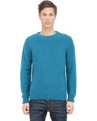 Moffat Mohair Wool Blend Sweater - Lyst