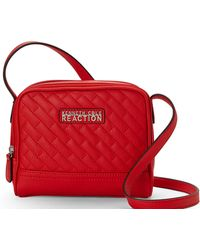 Kenneth Cole Reaction Red Pepito Mini Crossbody - Lyst