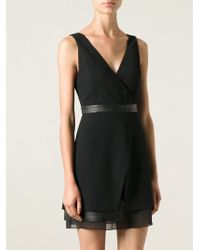 Alice + Olivia Envelope Style Dress - Lyst