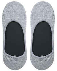 Topshop Pack Of Two Footsie Socks - Lyst