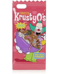 TOPSHOP - Krusty O's Iphone 6 Case By Skinnydip - Lyst