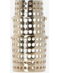 Kelly Wearstler - Bastion Hinged Knuckle Ring - Lyst