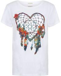 Denim & Supply Ralph Lauren - Dreamcatcher T-shirt - Lyst