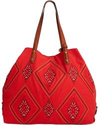 Lucky Brand Serena Tote - Lyst