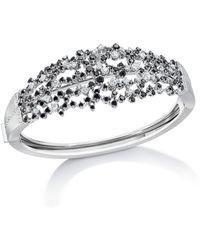 Ivanka Trump - Tassel Moderne Black & White Diamond Bracelet - Lyst