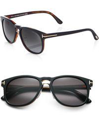 Tom Ford Franklin Sunglasses - Lyst