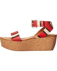 See By Chloé Red SB24091 - Lyst