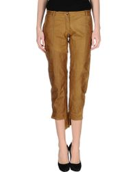 Dondup Casual Trouser - Lyst